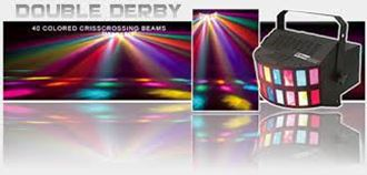Picture of Derby Disco light