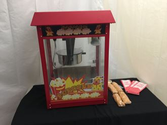 Picture of Pop Corn Machine